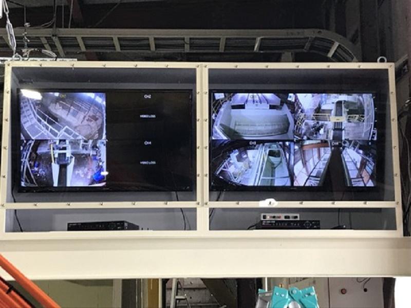 モニター監視システム